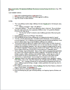 Use MS Word as one of your note taking tools.